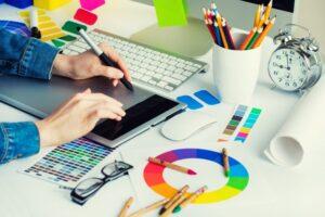graphic design 768x512 1 300x200 - منظور از طراحی گرافیک چیست؟