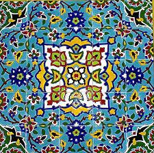 2 - انواع مختلف کاشی کاری در صنعت کاشی کاری سنتی اصفهان