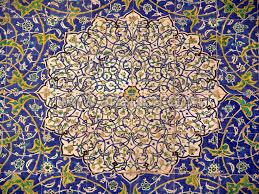 6 - انواع مختلف کاشی کاری در صنعت کاشی کاری سنتی اصفهان