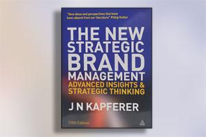 the strategic brand management thumb - کتاب مدیریت استراتژیک برند نوشته ژان ن کاپفرر