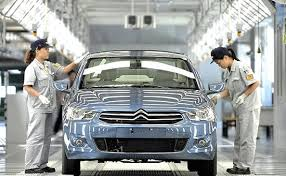 صنعت خودروسازی ایران و جهان