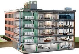 سیستم گازرسانی و فاضلاب در تاسیسات ساختمان