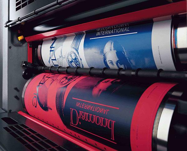 صنعت چاپ و انواع آن