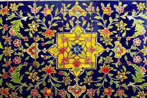 انواع مختلف کاشی کاری در صنعت کاشی کاری سنتی اصفهان