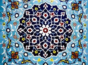 صنعت کاشی کاری در اصفهان
