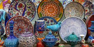 تصویر از انواع هنرهای صنایع دستی استان های ایران