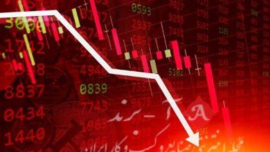 افت ۸ هزار واحدی شاخص بورس در معاملات امروز بازار