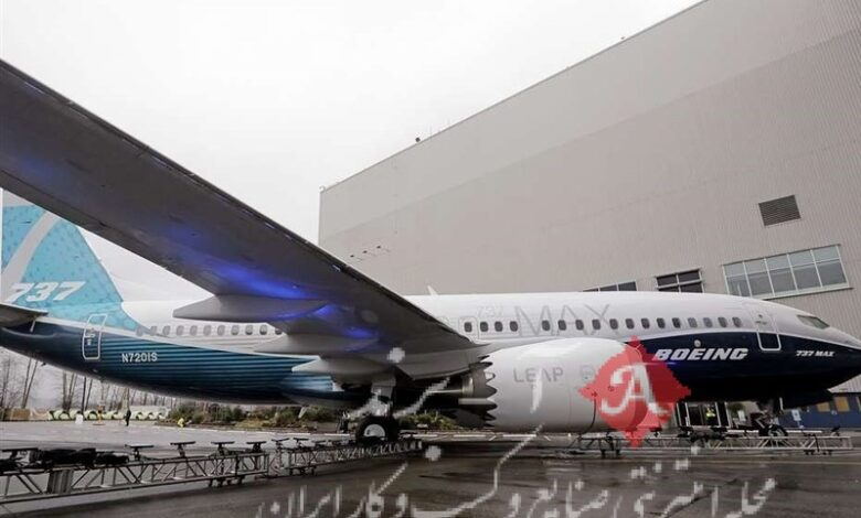 بوئینگ بزرگترین سفارش ساخت هواپیمای مشکل دار خود را دریافت کرد