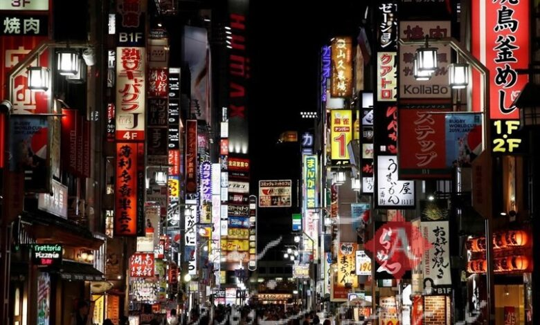 خرده فروشی در ژاپن برای سومین ماه متوالی کاهش یافت