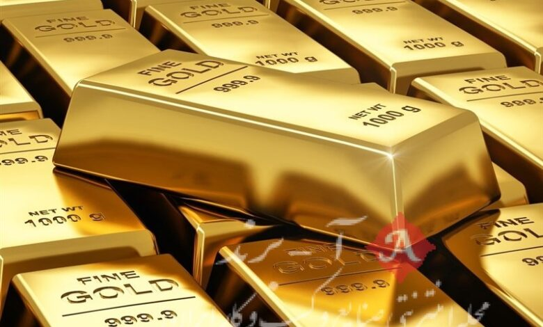 قیمت جهانی طلا امروز 1400/01/11