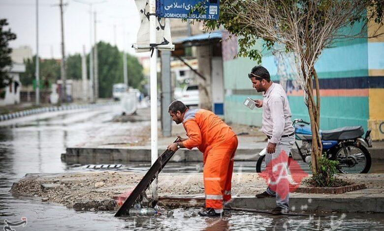 هشدار وقوع سیلاب در 14 استان