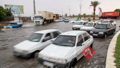هواشناسی ایران 1400/01/10|ورود سامانه بارشی به کشور/آغاز بارش های 5 روزه در اکثر مناطق