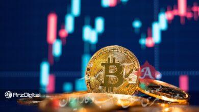 ارزش بازار ارزهای دیجیتال از ۲ تریلیون دلار عبور کرد