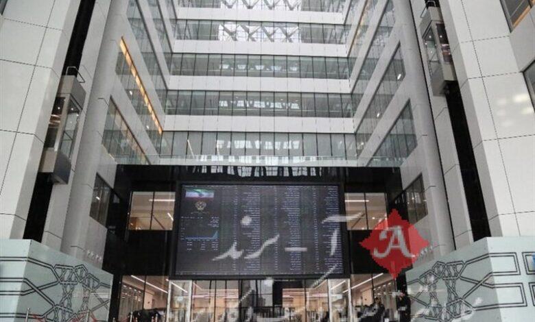 اسامی سهام بورس با بالاترین و پایینترین رشد قیمت امروز 1400/01/21