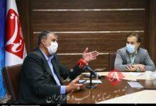 اسلامی: برای برقراری پروازهای انگلیس تابع نظر وزارت بهداشت هستیم