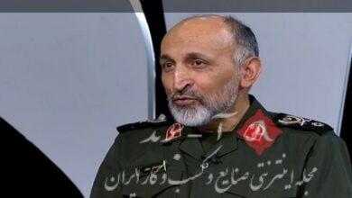 توضیح سخنگوی سپاه درباره شهادت سردار حجازی