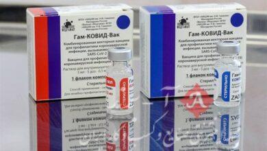 تولید واکسن «اسپوتنیک وی» بهزودی در ایران آغاز میشود
