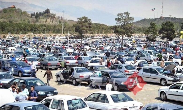 خرید و فروش خودرو در بازارهای غیررسمی رونق گرفت