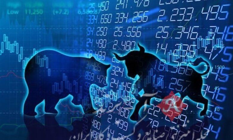 سُرخی 12 روزه بازار سرمایه/ شاخص بورس باز هم منفی شد
