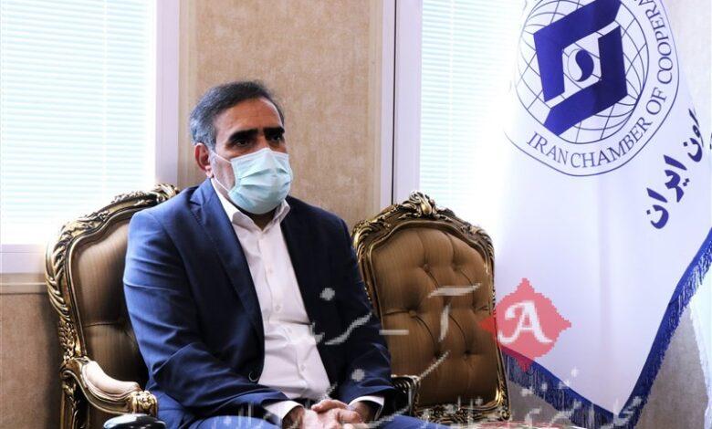 عبداللهی به مدت 3 سال در سمت رئیس اتاق تعاون ایران ابقا شد