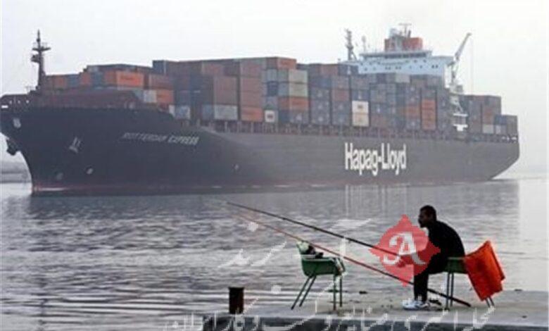 عبور و مرور کشتی ها از کانال سوئز عادی شد