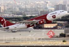 عدم رعایت محدودیت 60 درصدی پرواز توسط قشم ایر/سازمان هواپیمایی: مسافر سرپایی در هواپیما نداشتیم