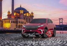 فروش خودرو در ترکیه 92.8 درصد افزایش داشت