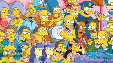 قسمت جدید سریال سیمپسونها قیمت بیت کوین را «بینهایت» نشان داد