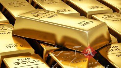 قیمت جهانی طلا امروز 1400/01/14