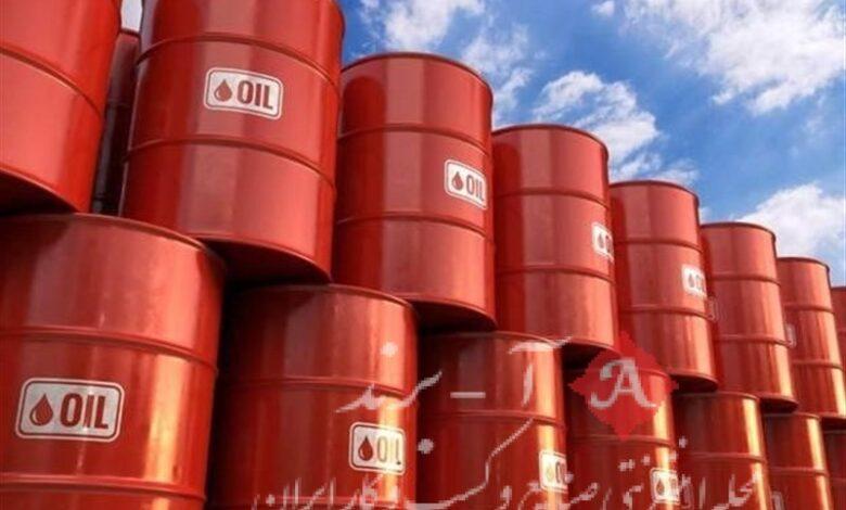 قیمت جهانی نفت امروز 1400/01/14