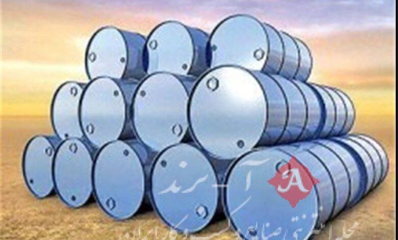 قیمت جهانی نفت امروز 1400/01/18