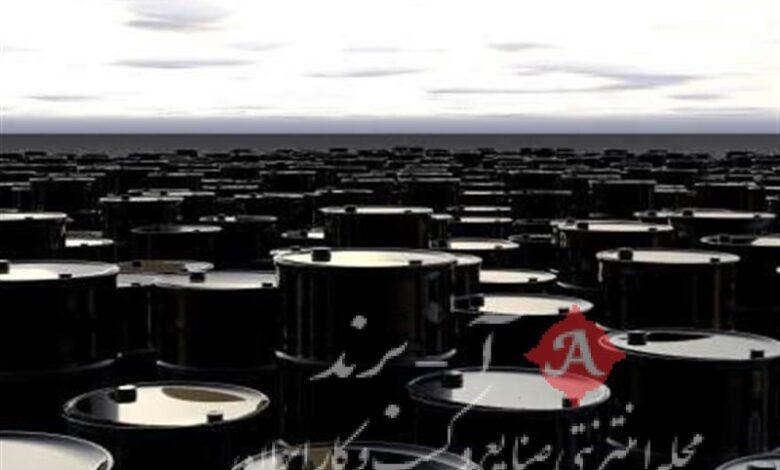 قیمت جهانی نفت امروز 1400/01/30
