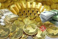 قیمت طلا، قیمت سکه، قیمت دلار و قیمت ارز امروز 1400/01/16|آخرین قیمت طلا و ارز در بازار/ دلار رشد کرد