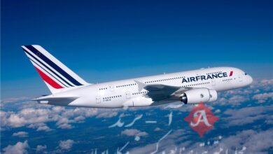 مجلس فرانسه برخی پروازهای داخلی را ممنوع می کند