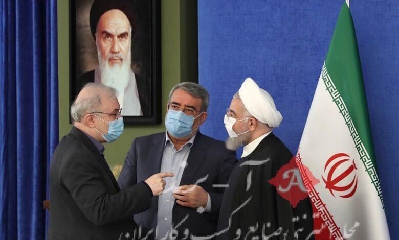 مخالفت رئیسجمهور با پیشنهاد وزیر بهداشت برای توقف سفرهای هوایی و زمینی به ترکیه+ سند
