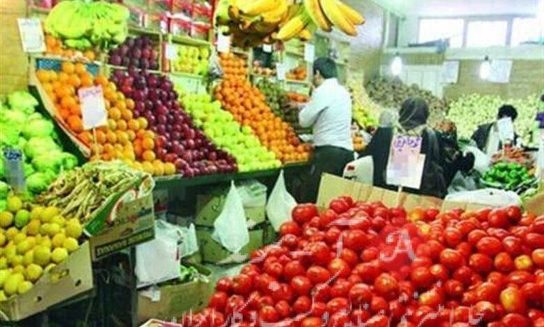 نرخ های مصوب عمده فروشی میوه نیز نجومی شد+ جدول