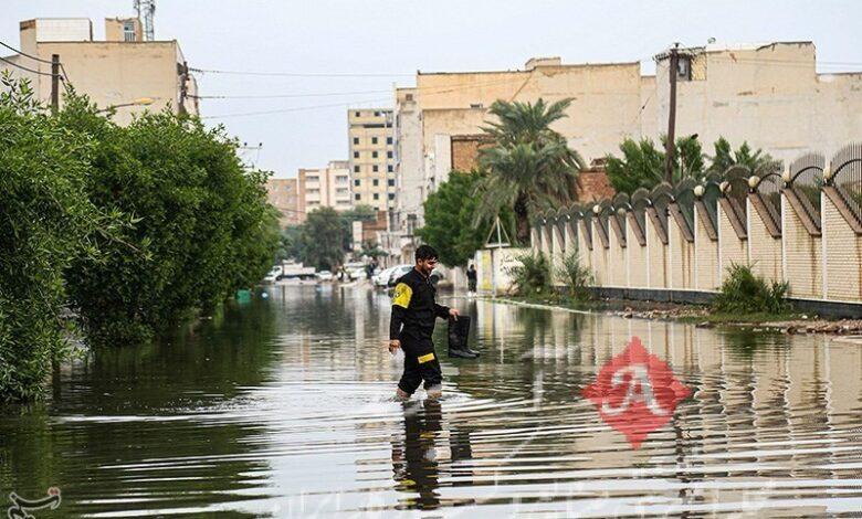 هواشناسی ایران 1400/01/22 بارش باران در 27 استان تا آخر هفته/ هشدار وقوع سیلابهای ناگهانی