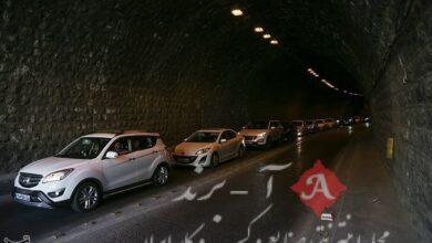 وضعیت راههای کشور| ترافیک نیمهسنگین در آزادراه قزوین-کرج/ افزایش 31 درصدی تردد در جادهها