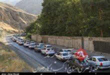 وضعیت راههای کشور| ترافیک نیمهسنگین در آزادراه کرج-تهران/انسداد کیلومتر 110 محور قزوین-همدان تا اطلاع ثانوی