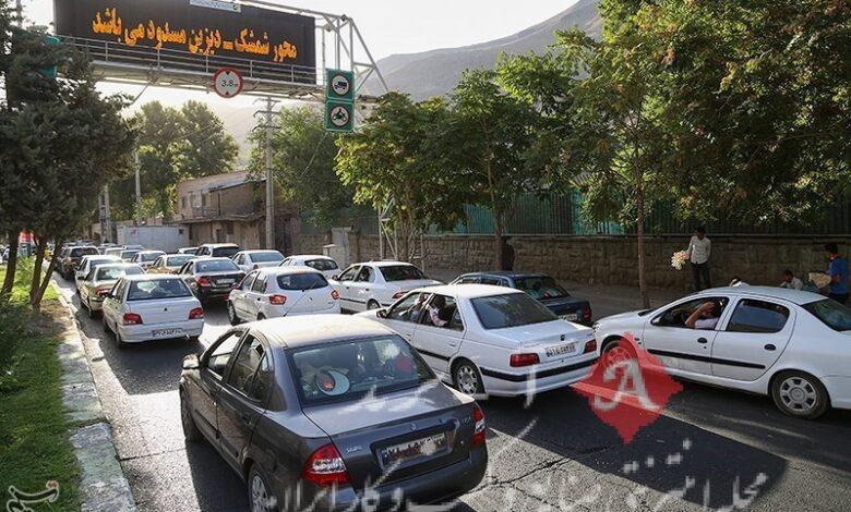 وضعیت راههای کشور  ممنوعیت تردد در جاده چالوس/ تردد در جادهها 3.1 درصد کاهش یافت