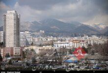 کاهش 3 درصدی قیمت مسکن در تهران طی اسفند 99