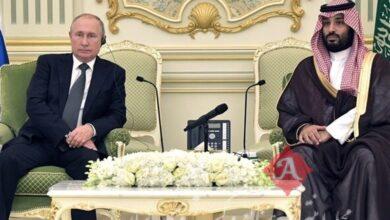 گفتگوی تلفنی پوتین و بن سلمان درباره اوپک پلاس